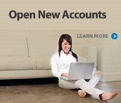 Open New Accounts